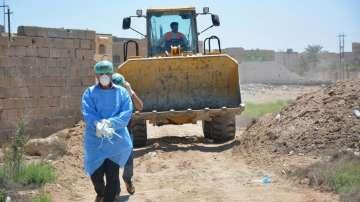 Иракската полиция е открила два масови гроба в освободения от ИДИЛ град Рамади
