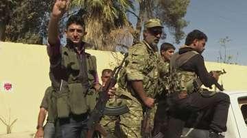 Сирийската армия е завзела бунтовнически район близо до Дамаск