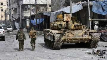 Част от опозицията в Сирия няма да участва в преговорите за мир