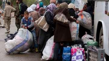 Саудитска Арабия започна кампания за подпомагане на вътрешноразселените сирийци