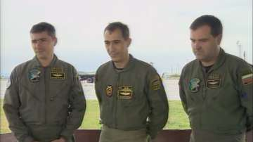 Пилотите на МиГ-29: За нас е чест, че летяхме в Деня на храбростта