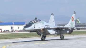 Николай Ненчев: Военната авиация ще разполага с 10 двигателя за МиГ-29