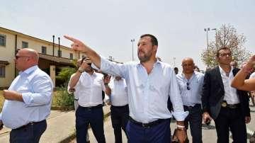 Закриха миграционния център Минео в Сицилия