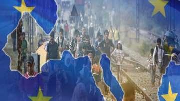 Дебат за кризата с мигрантите на конгреса на ЕНП в Мадрид