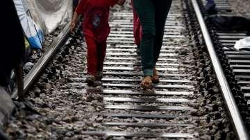 Полицията в Германия проверява товарни влакове от Австрия за мигранти
