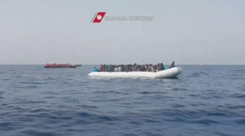 Германия обмисля да връща в Африка мигрантите, преминали Средиземно море