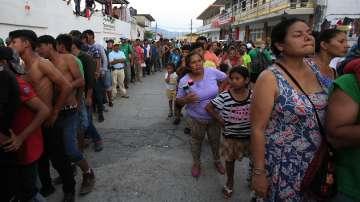 Множество мигранти поеха от Салвадор към САЩ