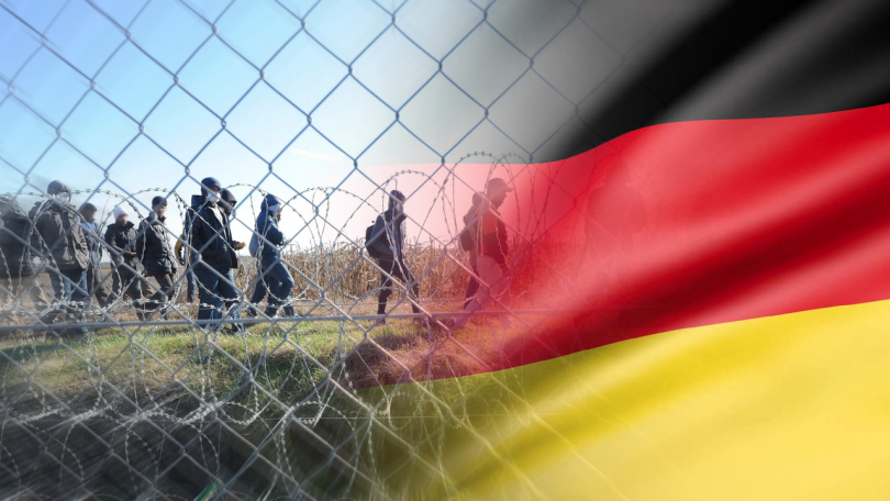 напрежение берлин рим слух връщане мигранти самолети