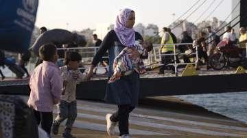 Над 30% повече бежанци и мигранти са влезли в Гърция тази година