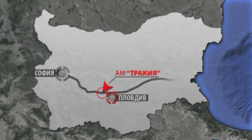 Четирима нелегални мигранти бяха заловени от полицията снощи край Пловдив.Те