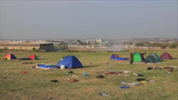 Почти всички мигранти са напуснали импровизирания лагер край Солун