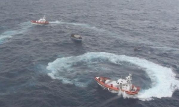 американската брегова охрана върнала куба незаконни мигранти