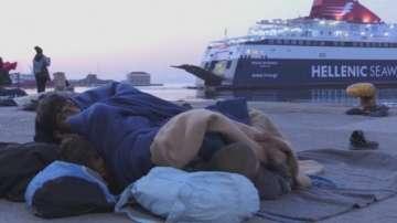 Нова група депортирани мигранти към Турция