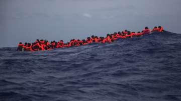 Над 250 000 нелегални мигранти са били задържани в Турция през 2018 г.