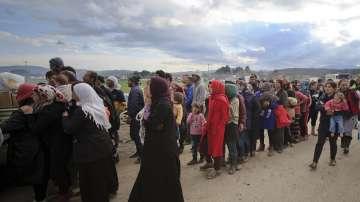 Изпратихме хуманитарна помощ за мигрантите край Идомени