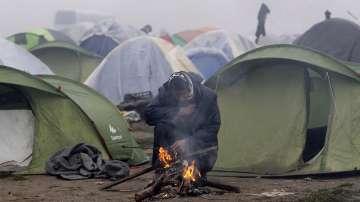 ОТ СЕДМИЦАТА: Евродепутати посетиха бежанския лагер в Идомени