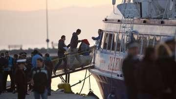 Започна връщането на мигранти от Гърция в Турция