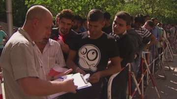 Военнопрестъпници сред бежанците, Германия разследва 129 сигнала