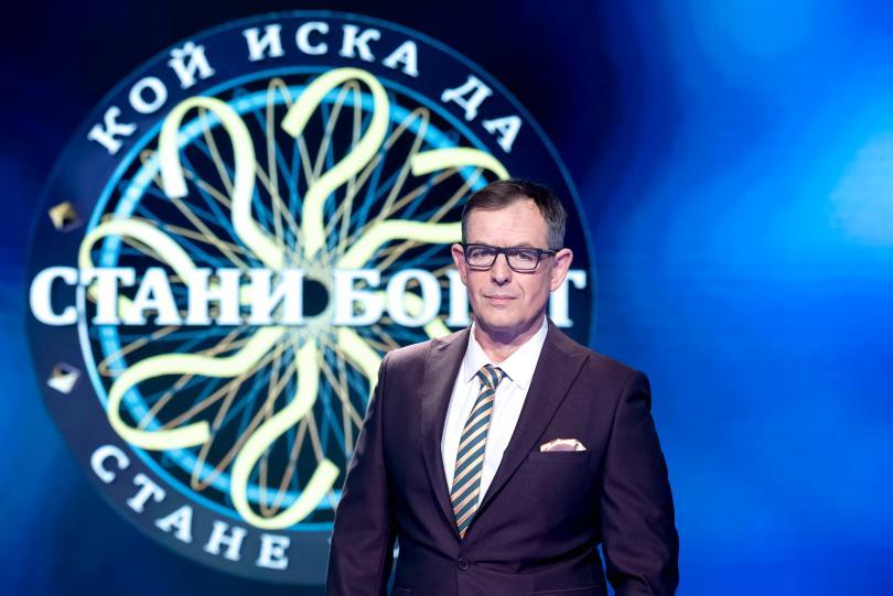 """Телевизионното състезание """"Стани богат"""" стартира в ефира на БНТ1 при"""