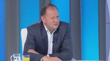 Михаил Михов: Не отива на БСП да се прави на милитаристична партия