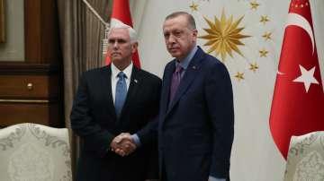 Майк Пенс: Турция ще прекрати огъня в Сирия за 120 часа