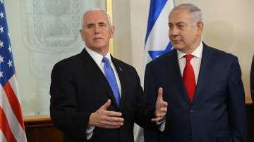 Майк Пенс: Американското посолство ще се премести в Ерусалим до края на 2019 г.