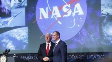 Новият шеф на НАСА получи поздравления от Космоса