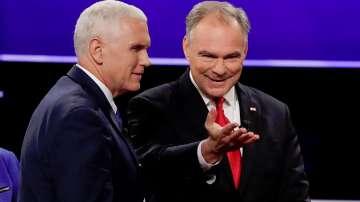 Дебатът на кандидатите за вицепрезидент на САЩ