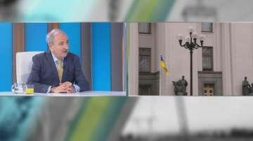 Посланикът на Украйна у нас Микола Балтажи в интервю за Денят започва