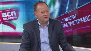 Михаил Миков: Излизането на БСП от парламента беше абсолютна грешка