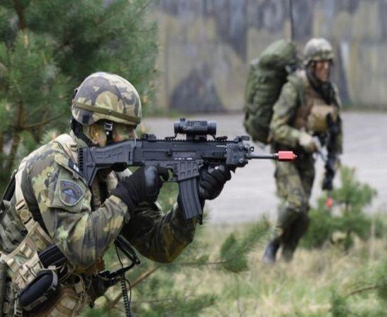 За първи път в България се проведе алпийско армейско учение,