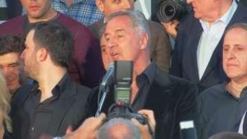 Мило Джуканович отново президент на Черна гора