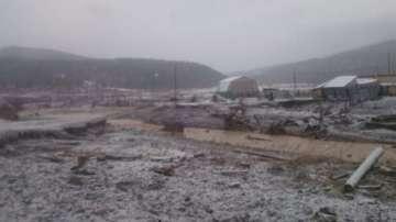 Тежък инцидент в мина в Красноярския край на Русия