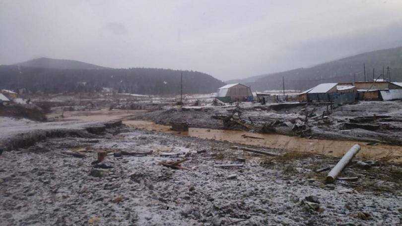 Снимка: Трима са арестувани за инцидента в златодобивна мина в Сибир