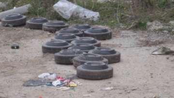 Обезвредиха намерените край Разград противотанкови мини