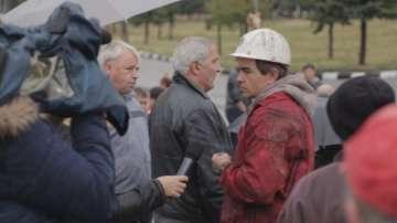 Ръководството на мини Бобов дол преговаря със стачкуващите под земята