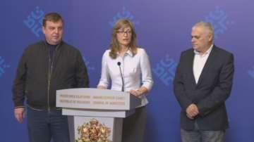 Екатерина Захариева: Призоваваме за деескалация на напрежението в Сирия