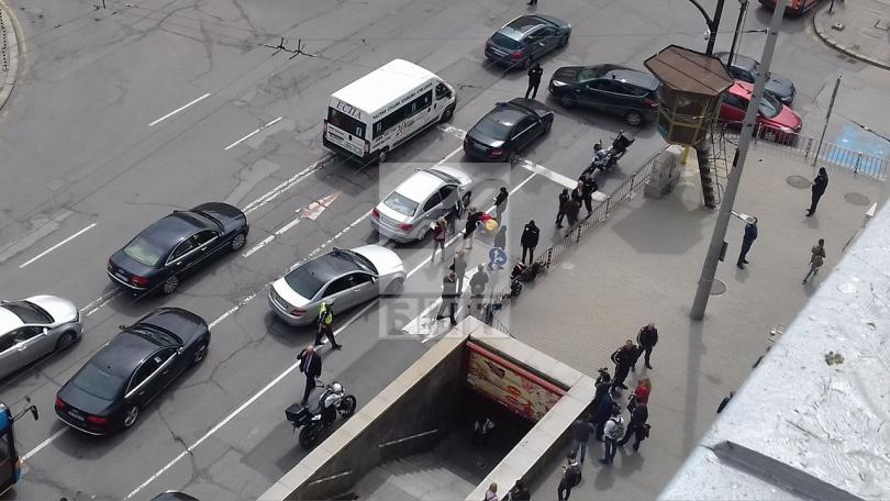 снимка 1 Арестуваха кмета на район Младост Десислава Иванчева (СНИМКИ+ВИДЕО)
