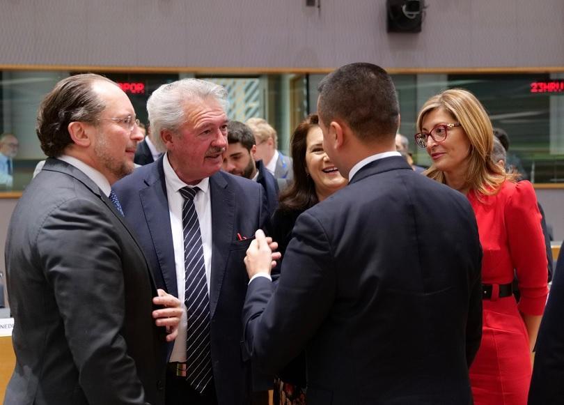 Европейският съюз е готов да изпрати мисия в Либия, за