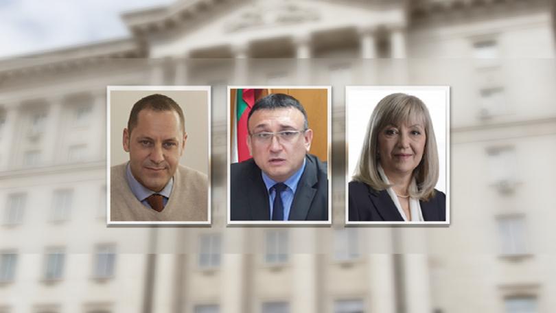снимка 1 Депутатите ще гласуват оставките на тримата министри