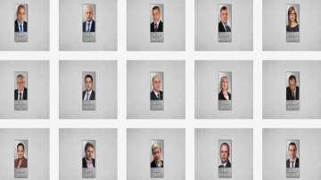 Новите министри в кабинета Борисов 3 (СНИМКИ)