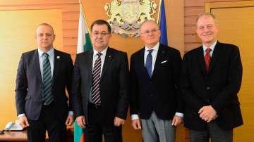 UNITAB и FETRATAB в среща с министъра на земеделието и храните