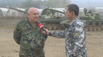 Мотивацията да бъдеш танкист - новите предизвикателства пред Сухопътните войски