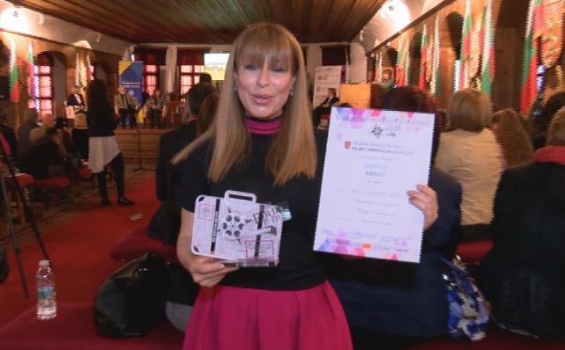 Поредното престижно отличие за екипа на Българска национална телевизия. Водещата