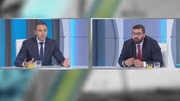 Назначения и обвинения: ГЕРБ и БСП сблъскаха мненията си в Денят започва