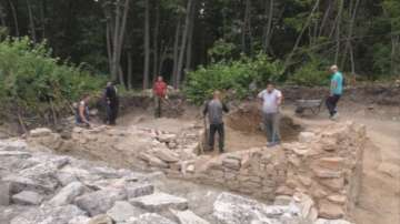 Разкриха нова църква в крепостта Мисионис край Търговище