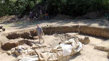 Уникални находки откриха археолози при разкопки на крепостта Мисионис