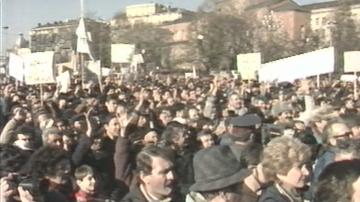 30 години от първия свободен митинг след падането на Тодор Живков от власт