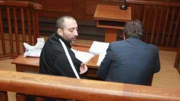 Димитър Желязков остава в ареста