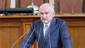 Димитър Главчев е новият председател на Народното събрание (обобщение)